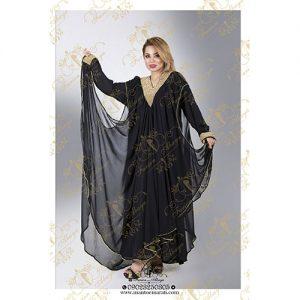 لباس فاخر عربی بینطیر