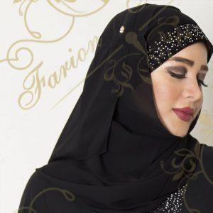 مدل مانتو جلو باز عربی