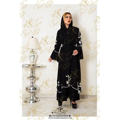 لباس مجلسی تیره عربی