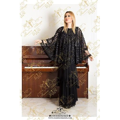 مدل لباس عربی تیره