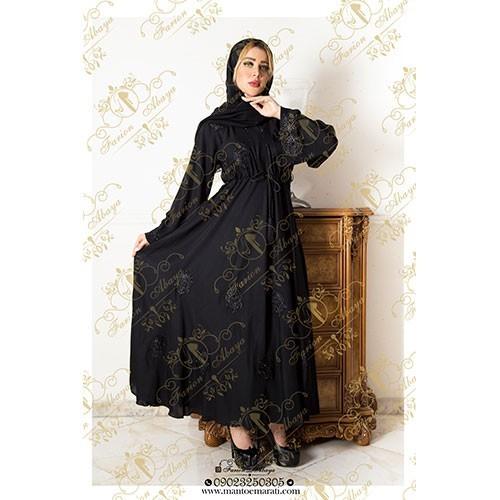 مدل لباس مجلسی تیره
