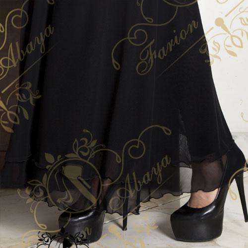1458مدل مانتو مجلسی زنانه اماراتی23019