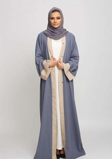 قد مانتو عبا کویتی