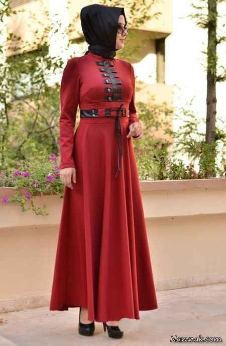 مدل مانتو لبنانی