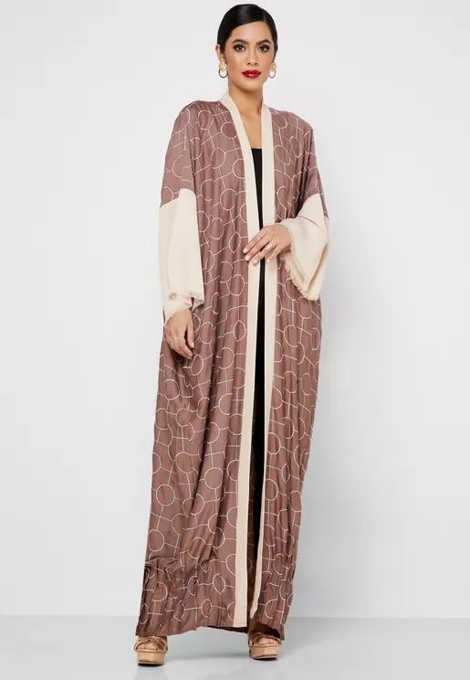 عبا عربی رنگی