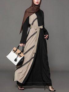 مدل مانتوهای عربی