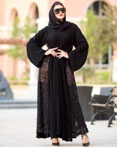 مدل مانتو جدید عربی